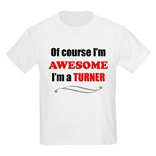Turner Awesome Family T-Shirt