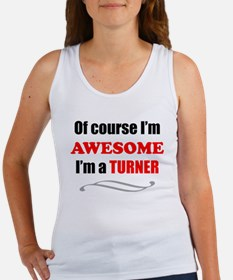 Turner Awesome Family Tank Top