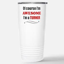 Cute Turner Travel Mug