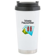 Weiner Philosophers... Travel Mug