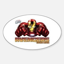 Iron Man Fists Decal