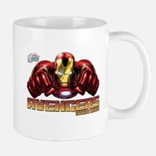 Iron Man Fists Mug