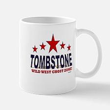 Tombstone Wild West Ghost Zone Mug
