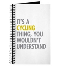 Its A Cycling Thing Journal