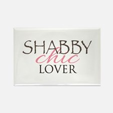 Shabby Chic Lover Magnets