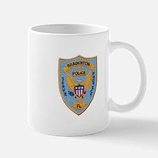 Bradenton Police Mugs