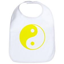 Unique Yin yang Bib