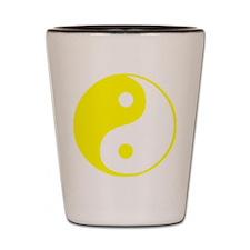 Funny Yin Shot Glass