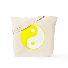 Unique Yin yang Tote Bag