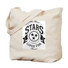 The Real Stars of Leipers Fork Tote Bag
