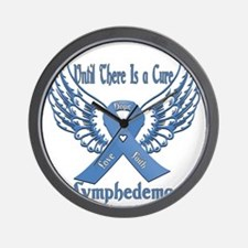 Lymphedema - Until There's A Cure Wall Clock