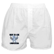 Lymphedema - Rockin' For A Cure Boxer Shorts