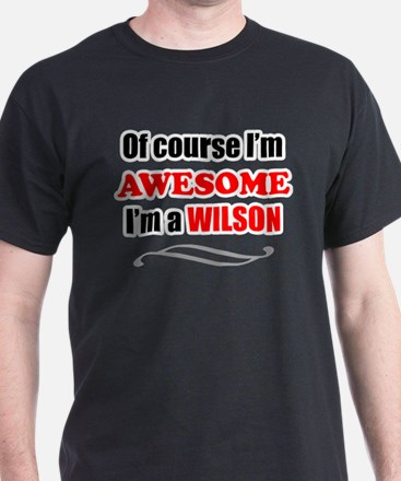 Wilson Awesome Family T-Shirt
