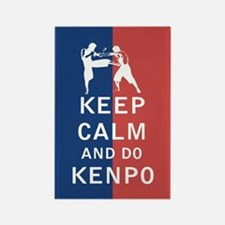 Keep Calm and Do Kenpo Magnets