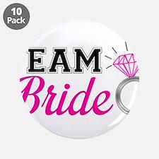 """Cute Bridal 3.5"""" Button (10 pack)"""