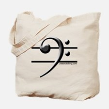 Bass Line Tote Bag