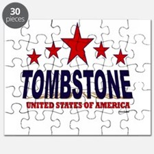 Tombstone U.S.A. Puzzle