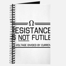 Resistance is not futile Journal