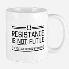 Resistance is not futile Mugs