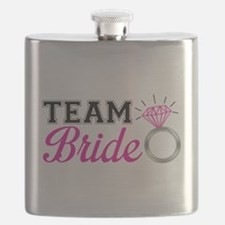 Cute Bachelorette Flask