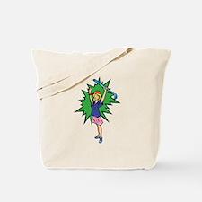 winning golfer girl Tote Bag