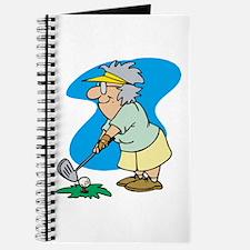granny golfer Journal