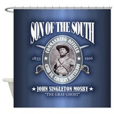 Mosby (SOTS2) Shower Curtain
