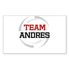 Andres Rectangle Decal