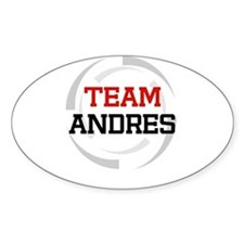 Andres Oval Decal