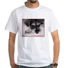 Nixie the Miniature Schnauzer T-Shirt
