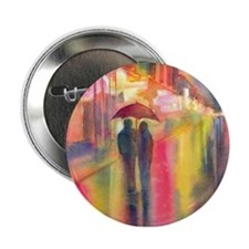 "Cute New orleans 2.25"" Button"