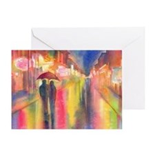 Unique Couples Greeting Card