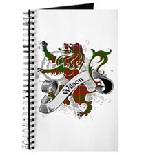 Wotherspoon Tartan Lion Journal