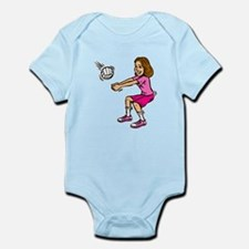 bump girl Body Suit
