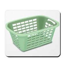 Laundry Basket Mousepad