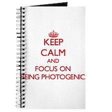 Unique Keep calm photo Journal