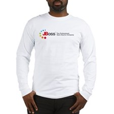 jboss logo new with pos Long Sleeve T-Shirt