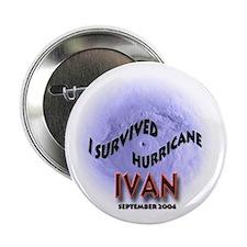I Survived Hurricane Ivan Button