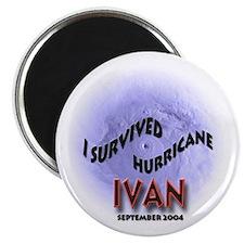 I Survived Hurricane Ivan Magnet