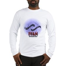 I Survived Hurricane Ivan Long Sleeve T-Shirt