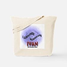 I Survived Hurricane Ivan Tote Bag