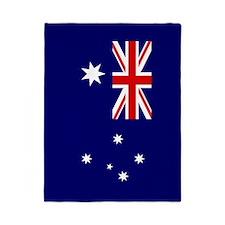 Australia (Flag 10) 2.png Twin Duvet