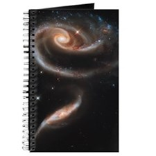 ARP 273 a Rose of Galaxies Journal