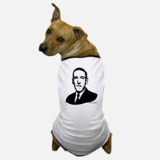 Strk3 H.P. Lovecraft Dog T-Shirt