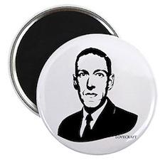 Strk3 H.P. Lovecraft Magnet
