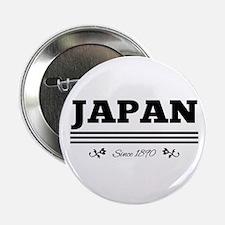"""vintage Japan since 1890 2.25"""" Button (10 pack)"""