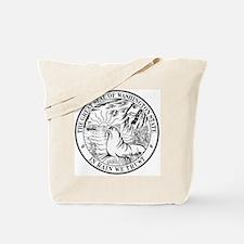 Cute Pacific northwest Tote Bag