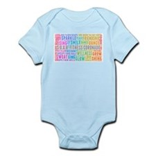 SOAR Rainbow Block 2 Body Suit