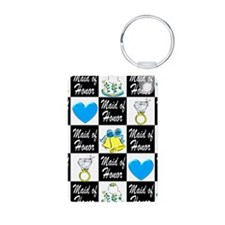 BLUE MAID OF HONOR Keychains