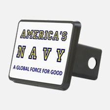 U.S. Navy Hitch Cover